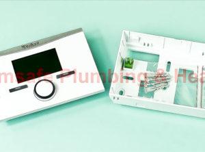 vaillant vrt350 programmable room thermostat 0020124475