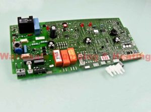 worcester 87483002760 control board 2-speed fan 1