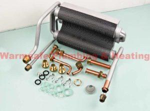 ferroli 39830930 heat exchanger mf03.1 kit 1