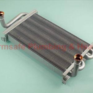 Chaffoteaux 1010017 heat exchanger