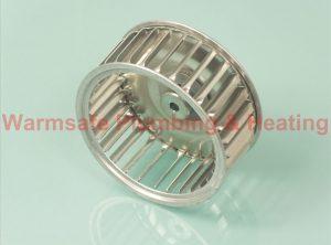 Ideal 065447 fan impeller metal