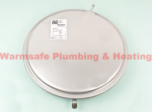 vaillant 181061 expansion vessel 6 litre