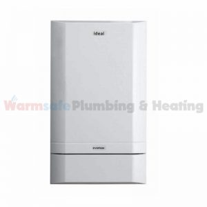 Ideal Evomax 60 kw Light Commercial Wall Hung Regular Boiler and Flue