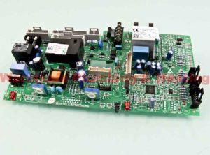 ideal 174469 ignition printed circuit board 1