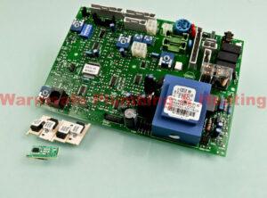 ariston 65101732 pcb cmp3 mcu hs mi/mmfi 3s 1