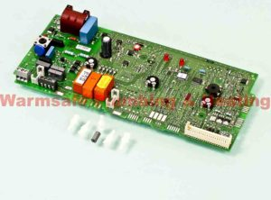 worcester bosch 87483004300 control board assembly