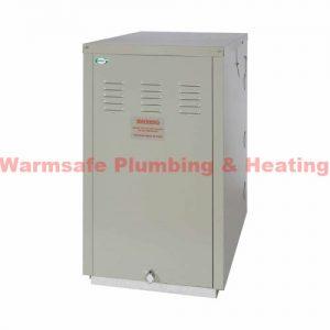 Grant Vortex Eco 15/21 External Floor Standing Regular Boiler Oil ErP & Flue
