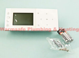 danfoss tpone-b 087n785100 battery powered electronic room thermostat 1