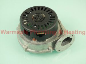 Glow-worm 801645 fan assembly for HXi, SXi, CXi