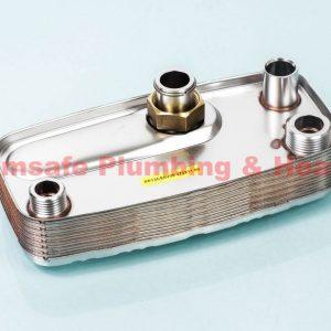 Ravenheat 0002SCA09015/0 domestic hot water heat exchanger