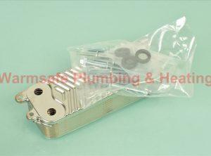 Glow-worm 0020014402 domestic hot water heat exchanger