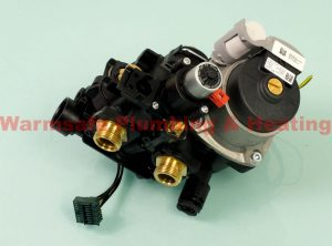 glow worm 0020097208 hydraulic block pump