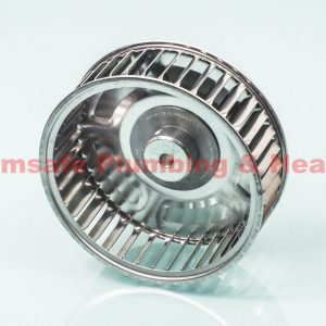 Ideal 004552 fan impellor airflow