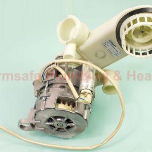 Hobart 01-240373-1 wash pump assembly