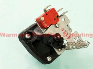 Vaillant 012646 servo valve