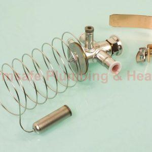 Danfoss 068U2283 TUA / TUAE Therm exp valve R404A / R507