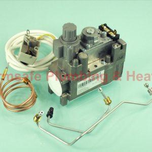 Johnson & Starley 1000-0701145 Gas Valve Assy