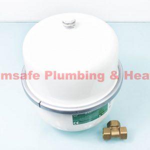 Flamco 14259 Flexcon airfix potable vessel 8ltr