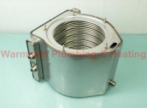 Glow-worm 2000801701 replacement heat exchanger