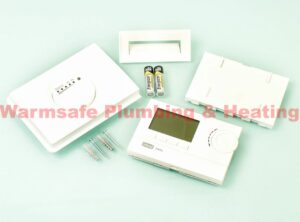 Ideal Vogue RF electronic programmable room thermostat kit 208447