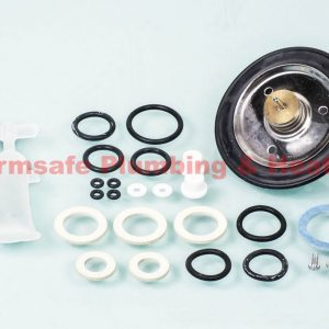 Alpha 3.013391 diverter valve seal kit