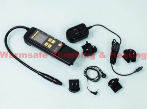 Testo 316-2 multi leak gas detector