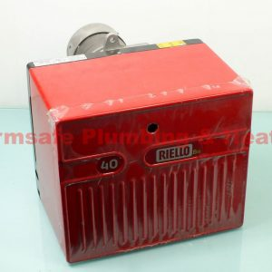 Riello R40 G20D 3748418 oil burner 118mm