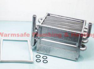Ferroli 39821542 heat exchanger - complete