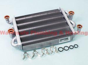 Ferroli 39837660 main heat exchanger