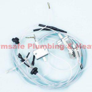 Halstead 401136 igniter/thermostat kit