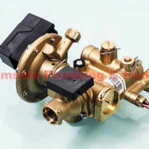 Sime 5187396 left hand manifold (With Clips and sensor)