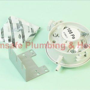 Ariston 573989 air pressure switch (Genuine Part)