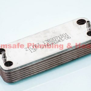 Alpha 6.5625460A domestic hot water heat exchanger only