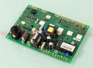 Sime 6301440D Printed Circuit Board