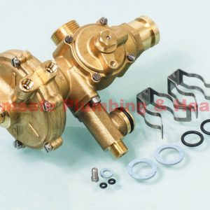 Baxi Hydraulic Outlet Assembly 7224344