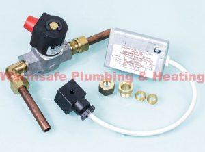 Drugasar 796599 art5/6 solenoid and fixing kit