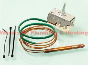 Worcester Bosch 87161076370 thermostat control domestic hot water