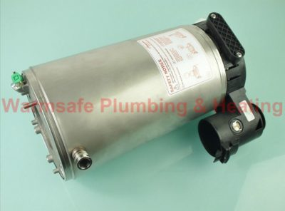 Worcester Bosch 87161157410  heat exchanger bare comes with new sump