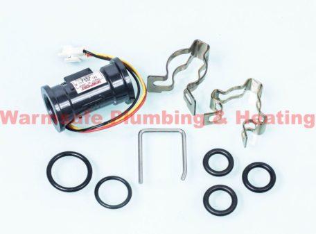 worcester bosch 87161157540 flow sensor assembly