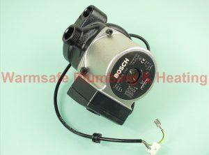 Worcester Bosch 87161165610 pump KIT ups 15-35-50 130mm G1 230v 50hz