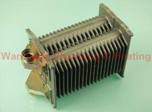 Worcester Bosch 87161216990 heat exchanger assembly