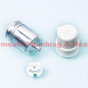 Worcester Bosch 87161566660 4UF capacitor