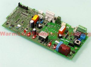 Worcester Bosch 87483005710 printed circuit