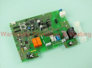 Worcester Bosch 87483006680 Circuit Board