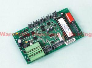 Air Tube Conveyors 8996 printed circuit board 601g als