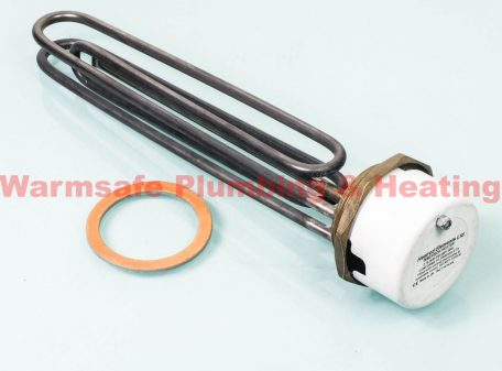 """Elson 90100001 immersion heater 3kW 14"""""""