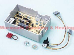 Halstead 988301 thermostat printed circuit board assembly