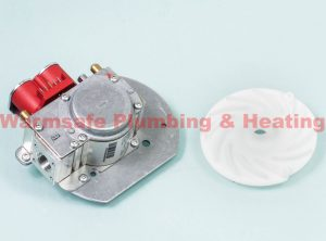 Halstead 988541 gas valve kit