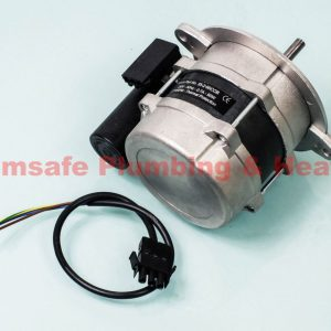 Remco A02037R 1 phase motor 90w 2700rpm