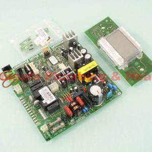 Ariston 60000284-01 main printed circuit board and Display